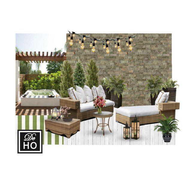 Patio Garden design service. Outdoor designer virtual ... on Virtual Patio Designer id=93850