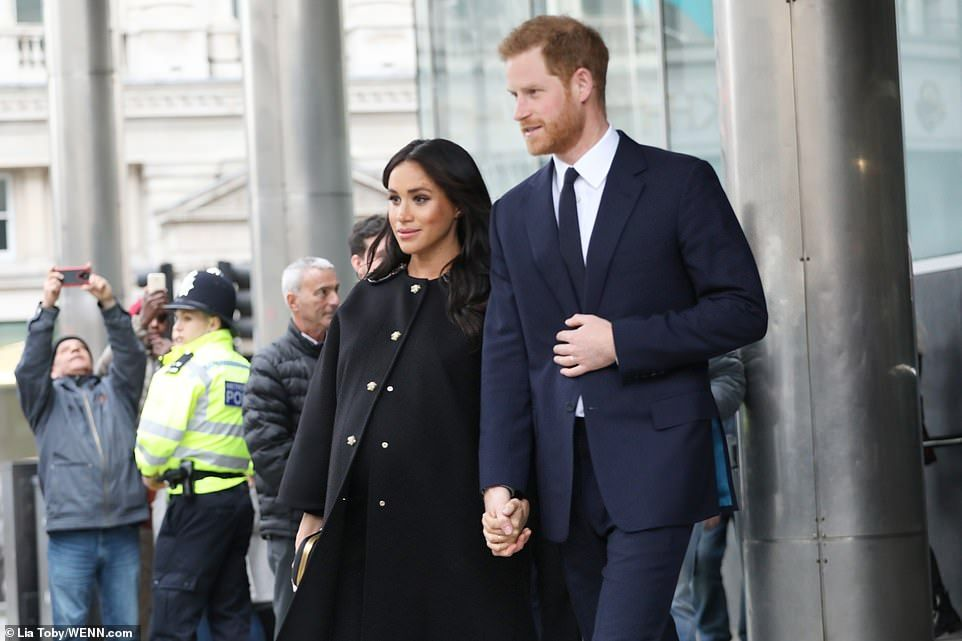 Pin on meghan and harry
