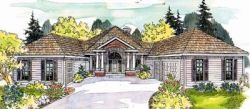 Traditional House Plan 3 Bedrooms 2 Bath 2958 Sq Ft Plan 17 248
