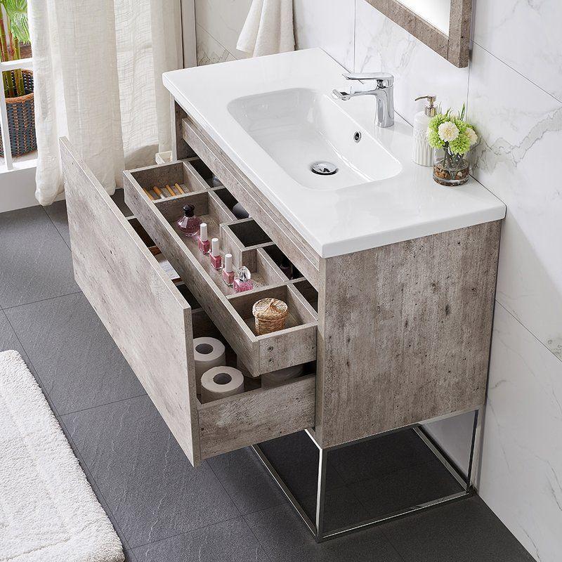 Ove Decors Ava 40 Single Bathroom Vanity Set Wayfair Bathroom