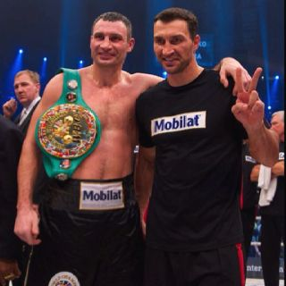 Heavyweight Boxing! Klitschko brothers