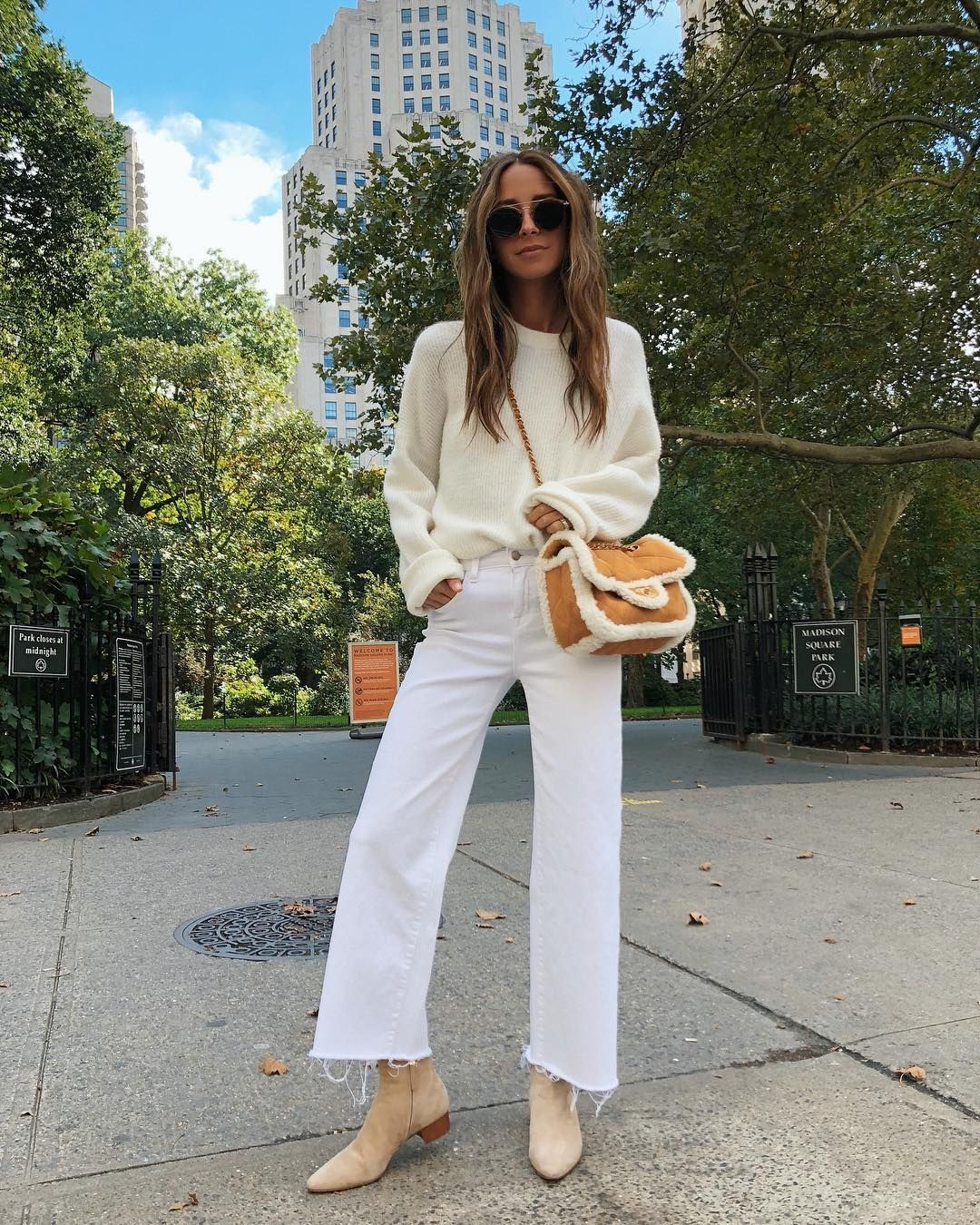 Image result for arielle charnas all white