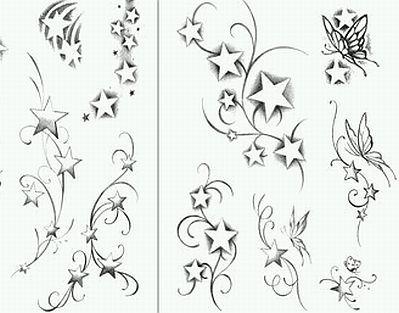 los mejores tatuajes de estrellas tatuajes estrellas 399 313 tattoos pinterest tattoo. Black Bedroom Furniture Sets. Home Design Ideas
