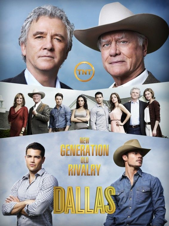 Dallas - Loved the old series and love, love the new Dallas  Reminds