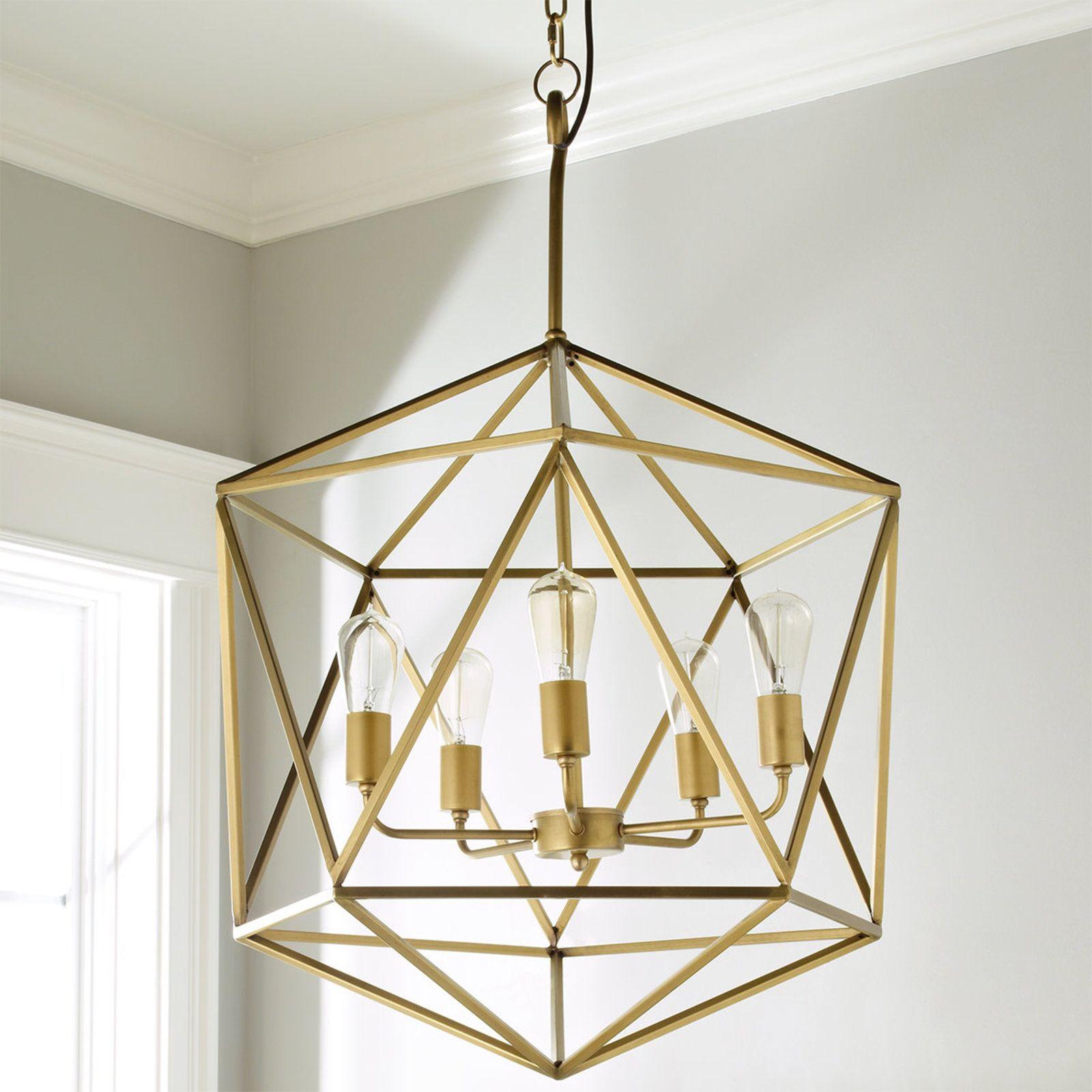 Large prism chandelier lighting pinterest antique brass large prism chandelier antiquebrass shades of light aloadofball Gallery