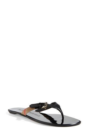 9ffd1c173 Burberry  Masie  Sandal (Women) available at  Nordstrom ...