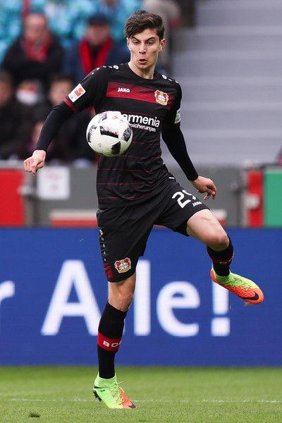Kai Havertz Photos Photos Bayer 04 Leverkusen V 1 Fsv Mainz 05 Bundesliga Football Boys Bayer 04 Leverkusen Kai