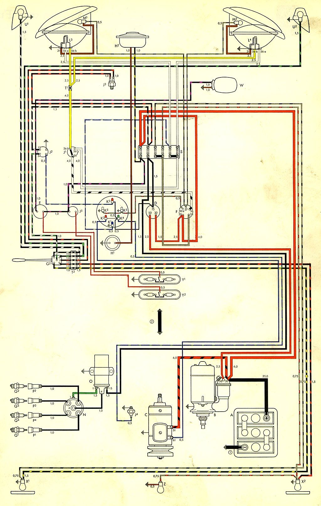 19 Complex How To Read Wiring Diagrams Technique House Wiring