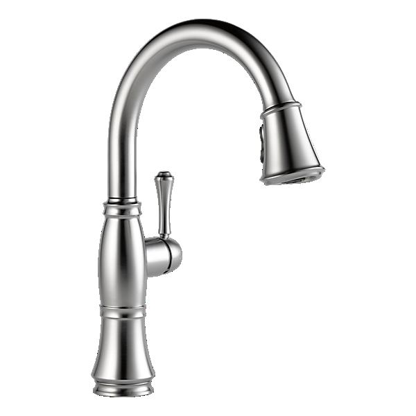 9197 Ar Dst Kitchen Faucet Delta Faucets Kitchen Sink Faucets