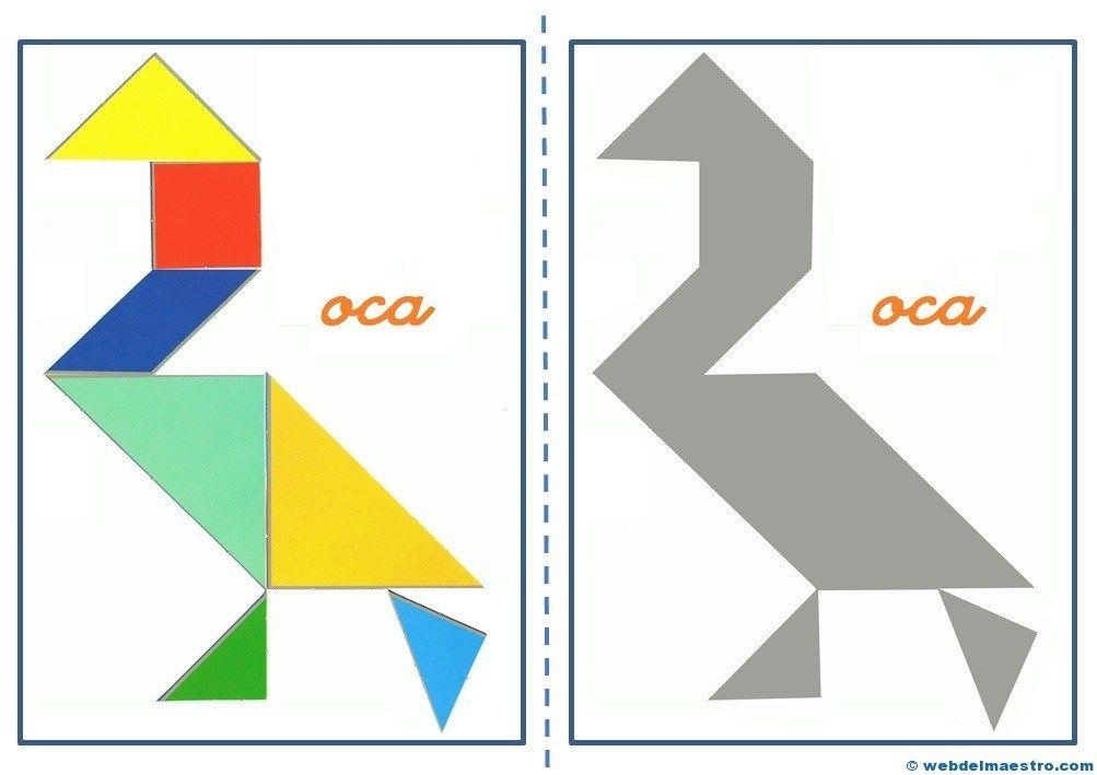 40 Imágenes Abstractas Para Descargar E Imprimir: Learning Games, Puzzle Y Worksheets