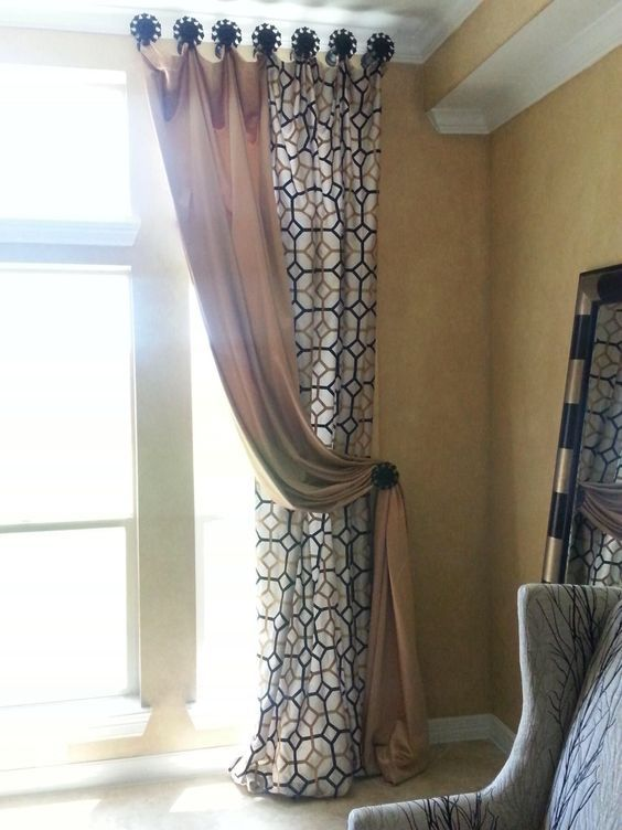 STYLISH CURTAINS ARE AN IMPORTANT PART OF HOME DECORATION - Page 68 of 70 images