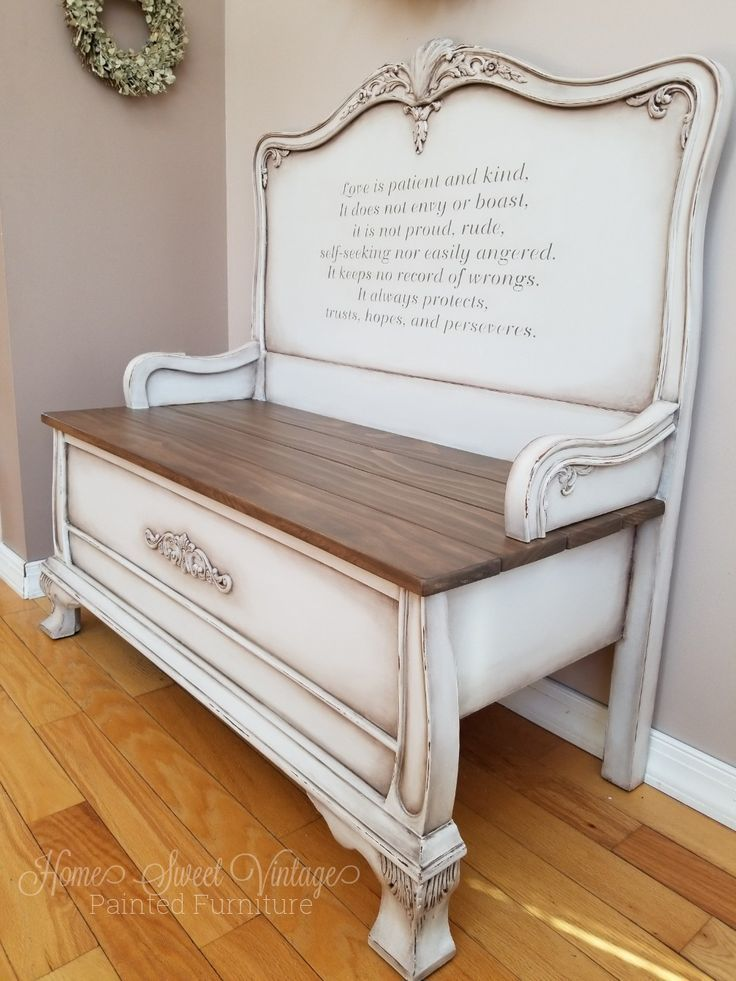 48++ Headboard with matching bench trends
