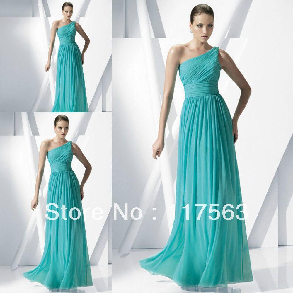 modelo de vestido de madrinha de casamento azul tu turquesa vestido ...