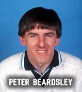 Peter Beardsley Sticker Toon Army Pinterest Peter Beardsley