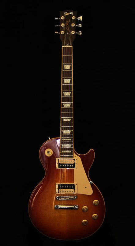 Gibson Custom 1958 Les Paul Plaintop