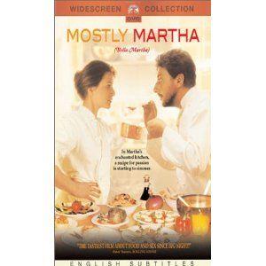 Amazon Com Mostly Martha Martina Gedeck Sergio Castellitto Maxime Foerste Best Romantic Movies German Movies Romantic Movies