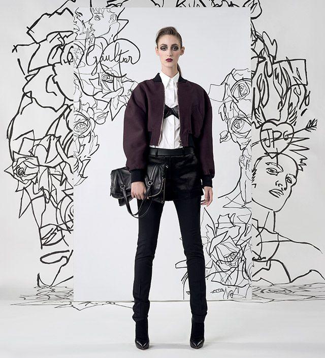 Jean Paul Gaultier – Women's Pre-collection – Autumn-Winter 2014