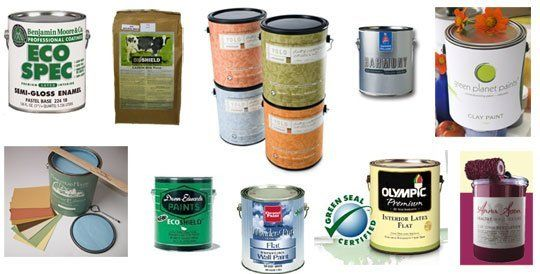 10 Best Non Voc Low Toxic Interior Paints Apartment Therapy