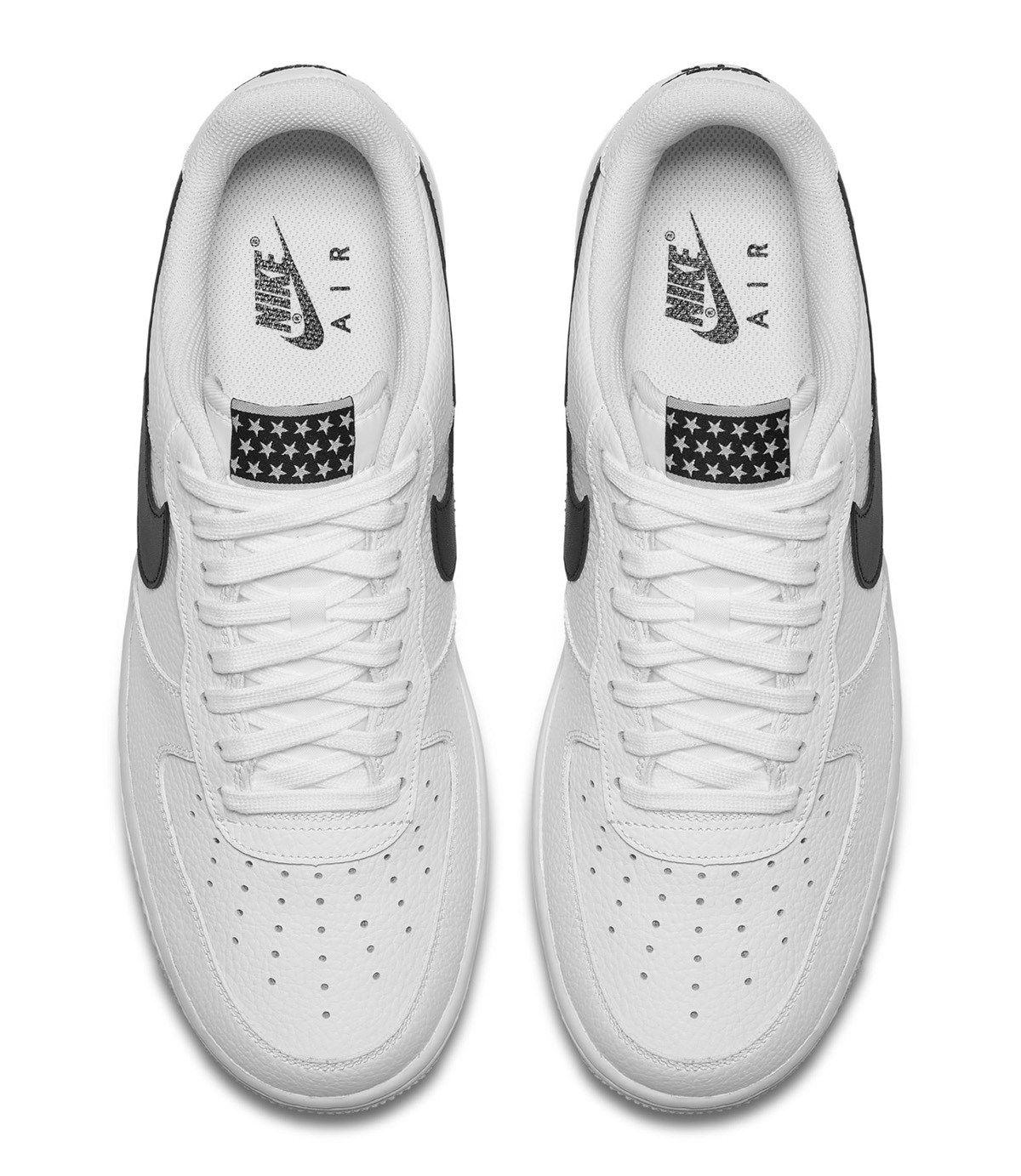 Nike Air Force 1 Low to Release in Four Colorways with Stars - EU Kicks   Sneaker Magazine e16ffff976d47