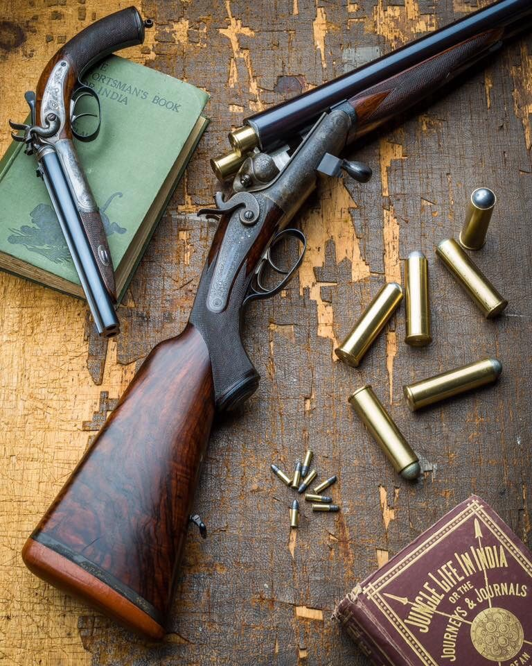 Holland And Holland >> An Incredible 8 Bore Holland And Holland Paradox Built In 1884
