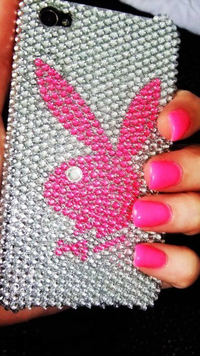 Playboy Bunny case I want one of these for my IPod