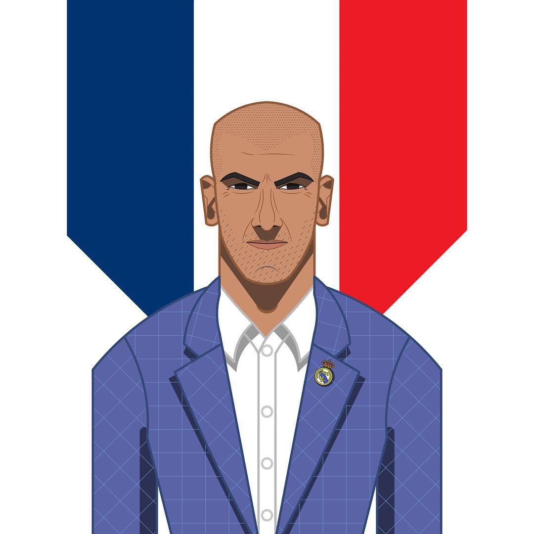 Daniel Astudillo On Instagram Zidane Zidane Realmadrid Zinadine Zidane Realmadrid Halamadrid Rmcf Rmhistory Legend Zidane Zidane Real Madrid Coach