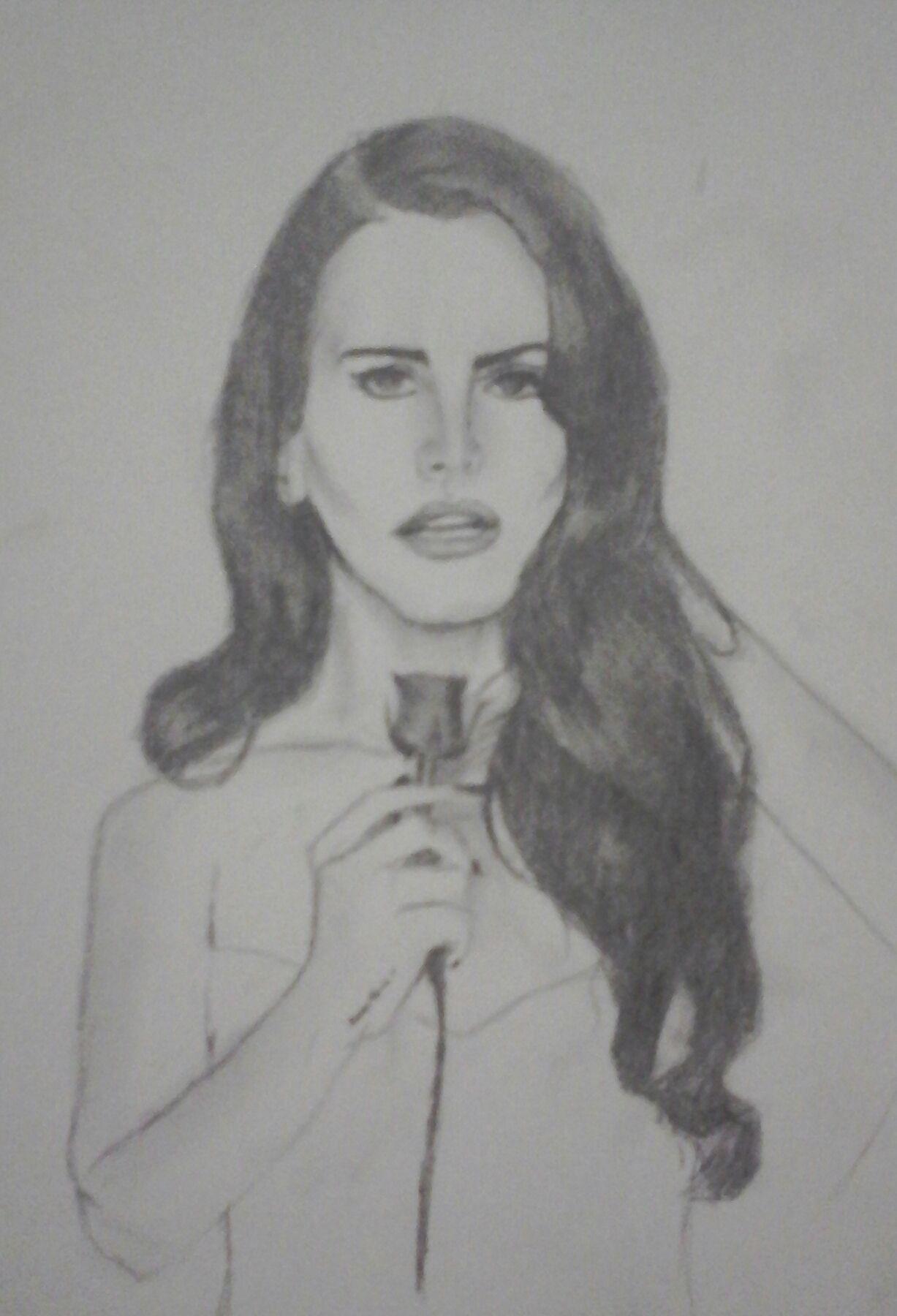Gambar wajah menggunakan pensil Draw on photos, Drawings