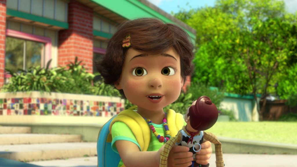 Bonnie Anderson Pixar Disney Personnage Character Toy Story - True identity andys mom makes toy story even epic will complete childhood