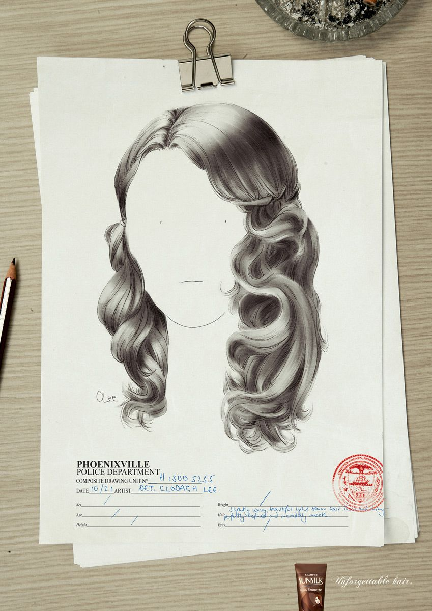 Sunsilk With Images Creative Advertising Advertising Health Ads