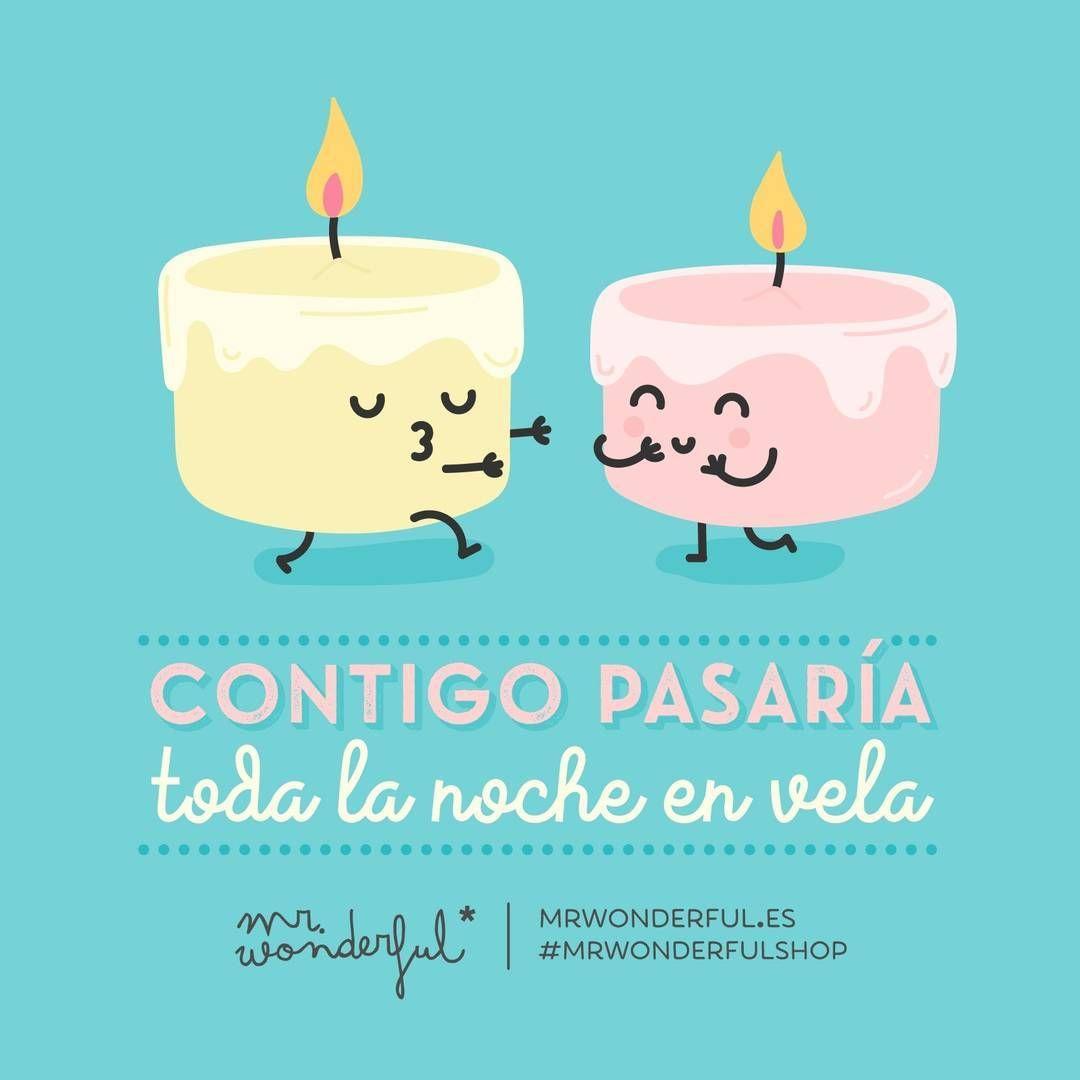 Te Apuntas A Una Noche Conmigo Mrwonderful Inspirations