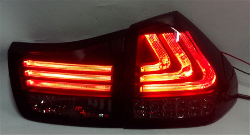 Free Shipping For Vland Car Led Tail Lamp For Lexus Rx330 Taillight For Rx350 Led Tail Light 2004 2009 Black Color Led Tail Lights Car Led Car Lights