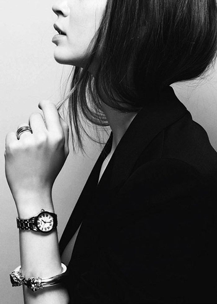 style inspiration, cartier watch