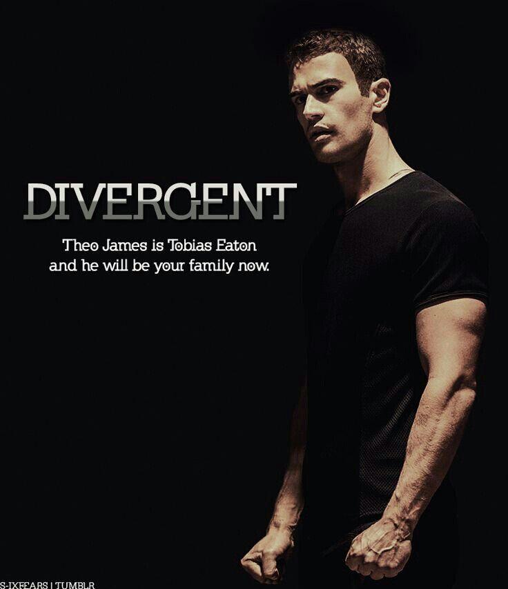 Tobias Eaton aka Four | Divergent | Pinterest | Tobias ...  Tobias Eaton ak...