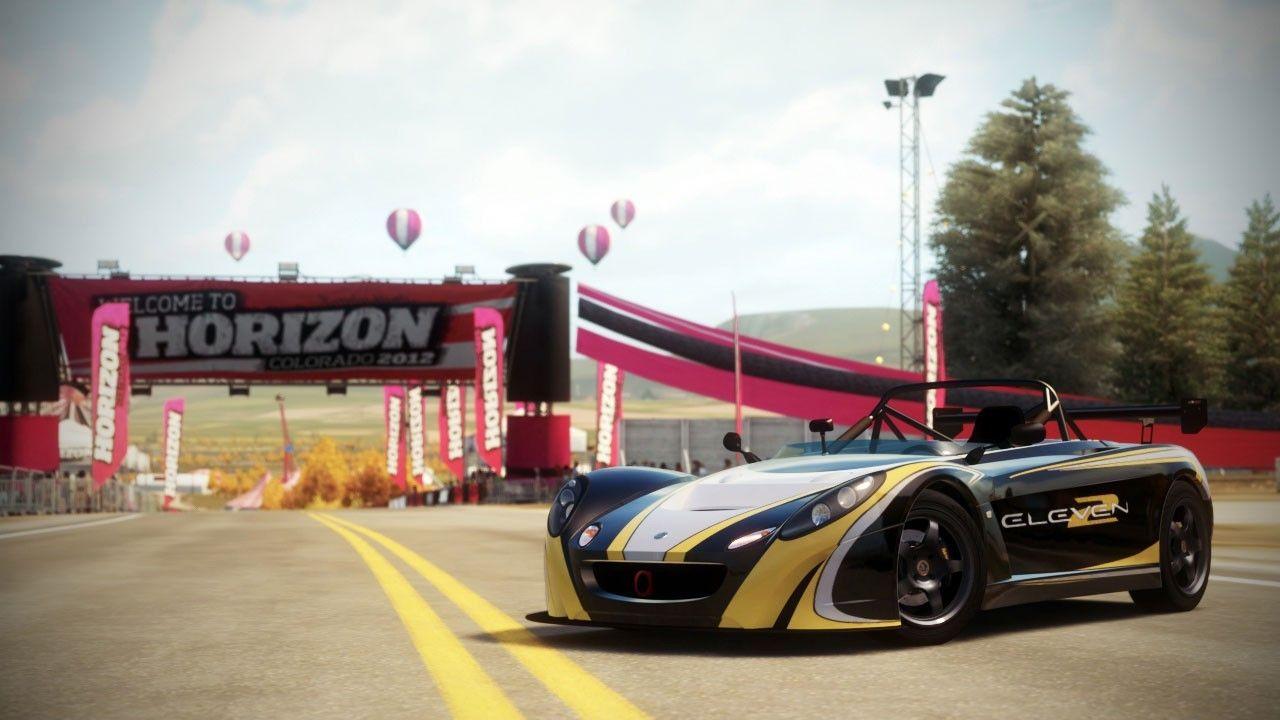 Video games lotus 2009 forza horizon (1280x720, games