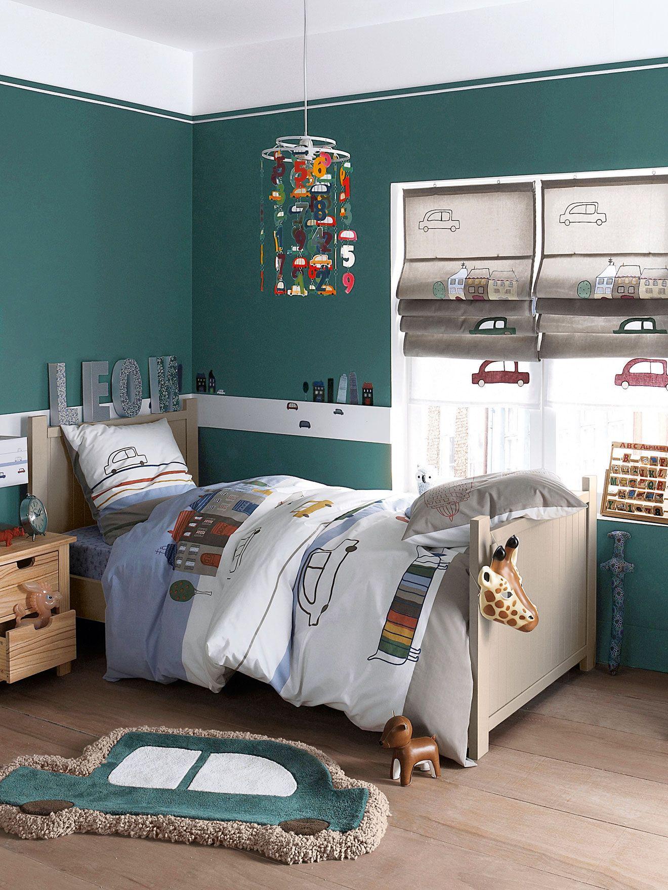Pantalla de l mpara 39 coches 39 habitaci n ni o habitaci n beb habitaciones infantiles 2014 - Lamparas habitacion bebe ...