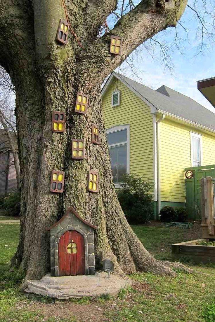 Dekoration Ideen: Erstaunlich Baumstumpf Garten Dekorieren Cheap From  Baumstumpf Garten Dekorieren