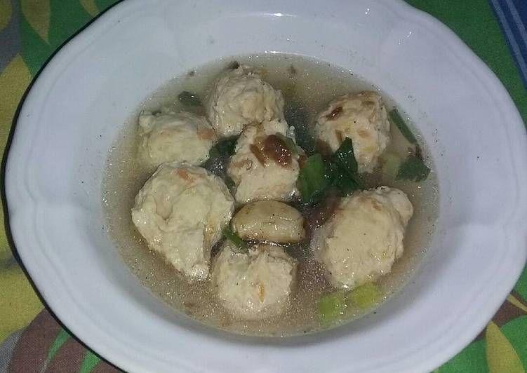 Resep Bakso Ayam Wortel Menu Anak Oleh Michico Octavian Resep Makanan Balita Wortel Ayam