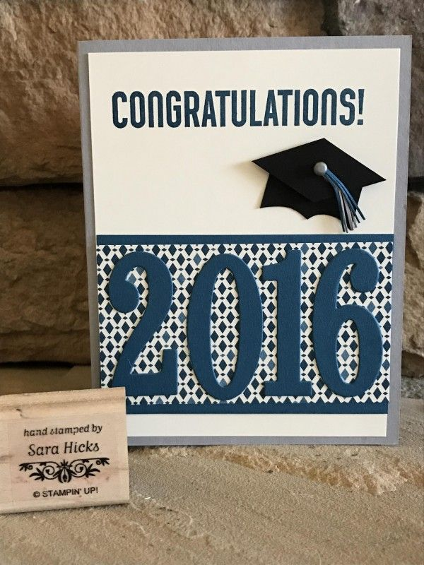Photo of Congratulations Grad by sara1410 – Cards and Paper Crafts at Splitcoaststampers