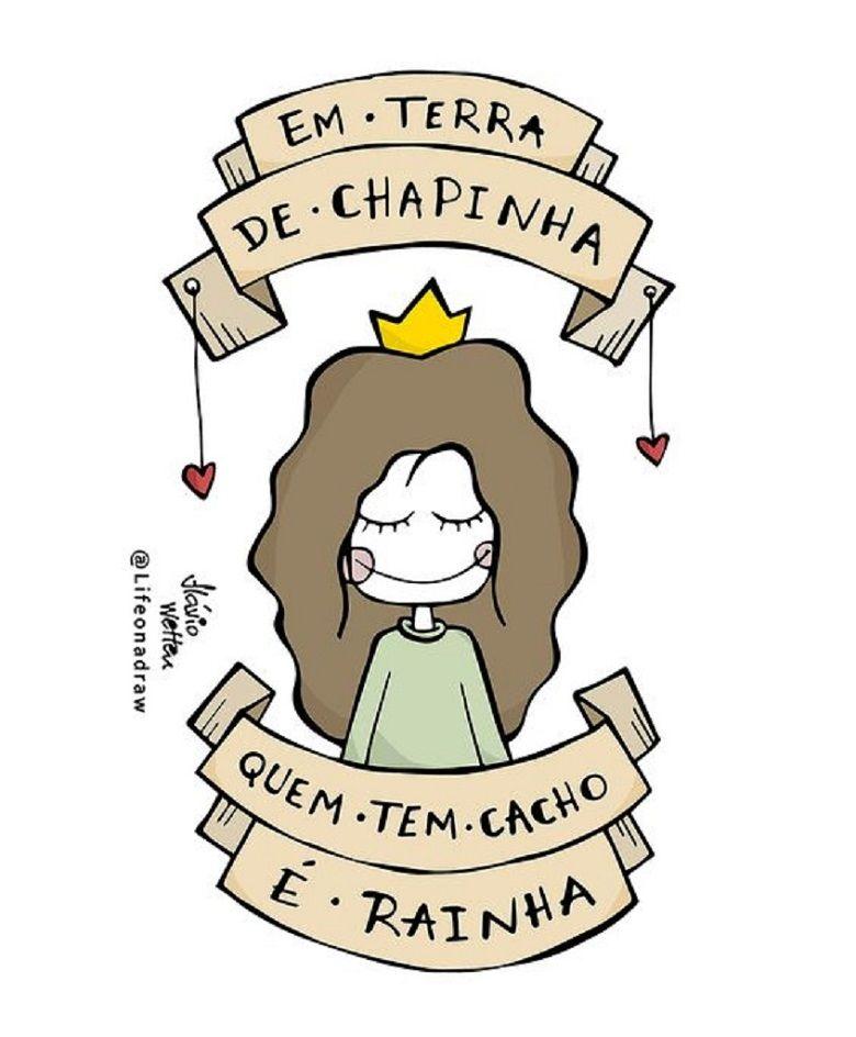 15 De Novembro De 2017 Em Terra De Chapinha Quem Tem Cacho é Rainha