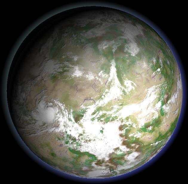 Barren Planet By 1wyrmshadow1deviantartcom On At Deviantart