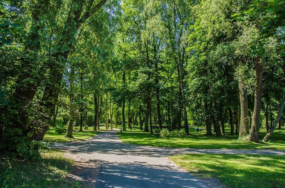 Park Starogard Gdański