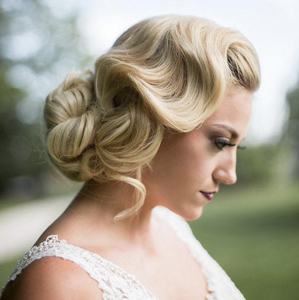 Makeup, Beauty, Hair & Skin | 40 Winter Wedding Hair Ideas That Are Positively Swoon-Worthy | POPSUGAR Beauty