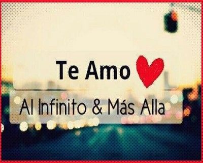 Te Amo Mucho Amor Frases Varios Pinterest Love Quotes Love Y