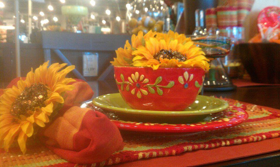 red/green/yellow/sunflowers/////