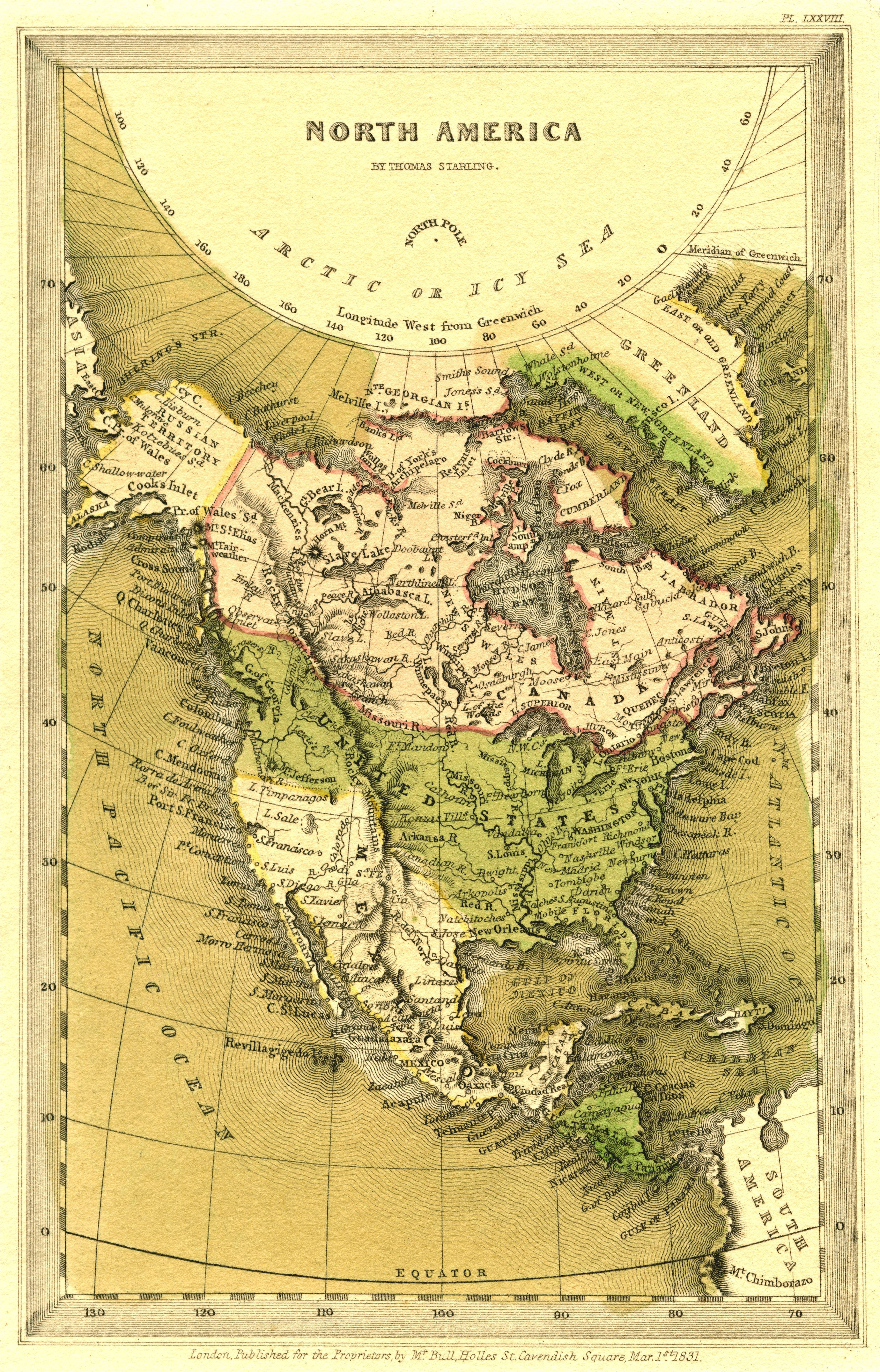 Decorative Maps Map Of North America You Have Permission To - Decorative maps for sale