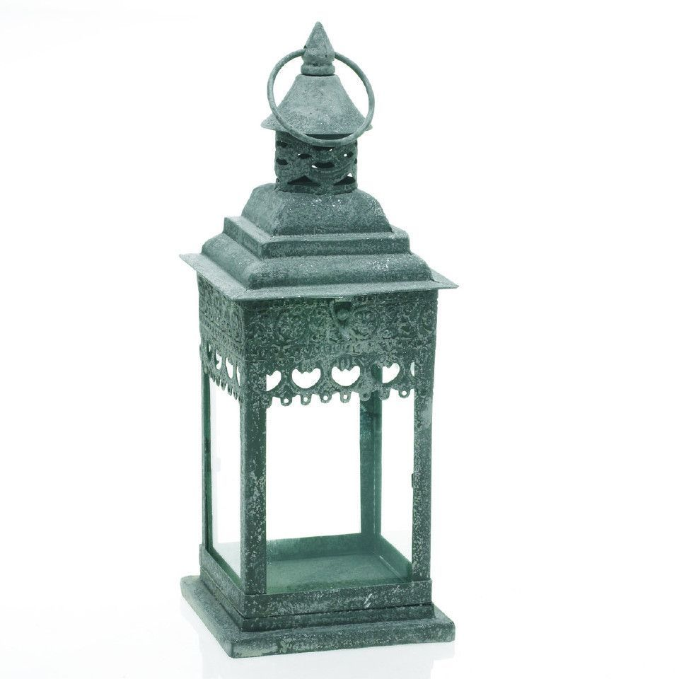 Lacie metal lanterns - 2 sizes