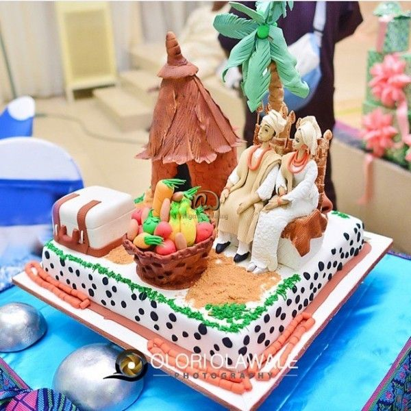 pictures of igbo traditional wedding cakes wedding traditional weddig cake ideas olori 18408