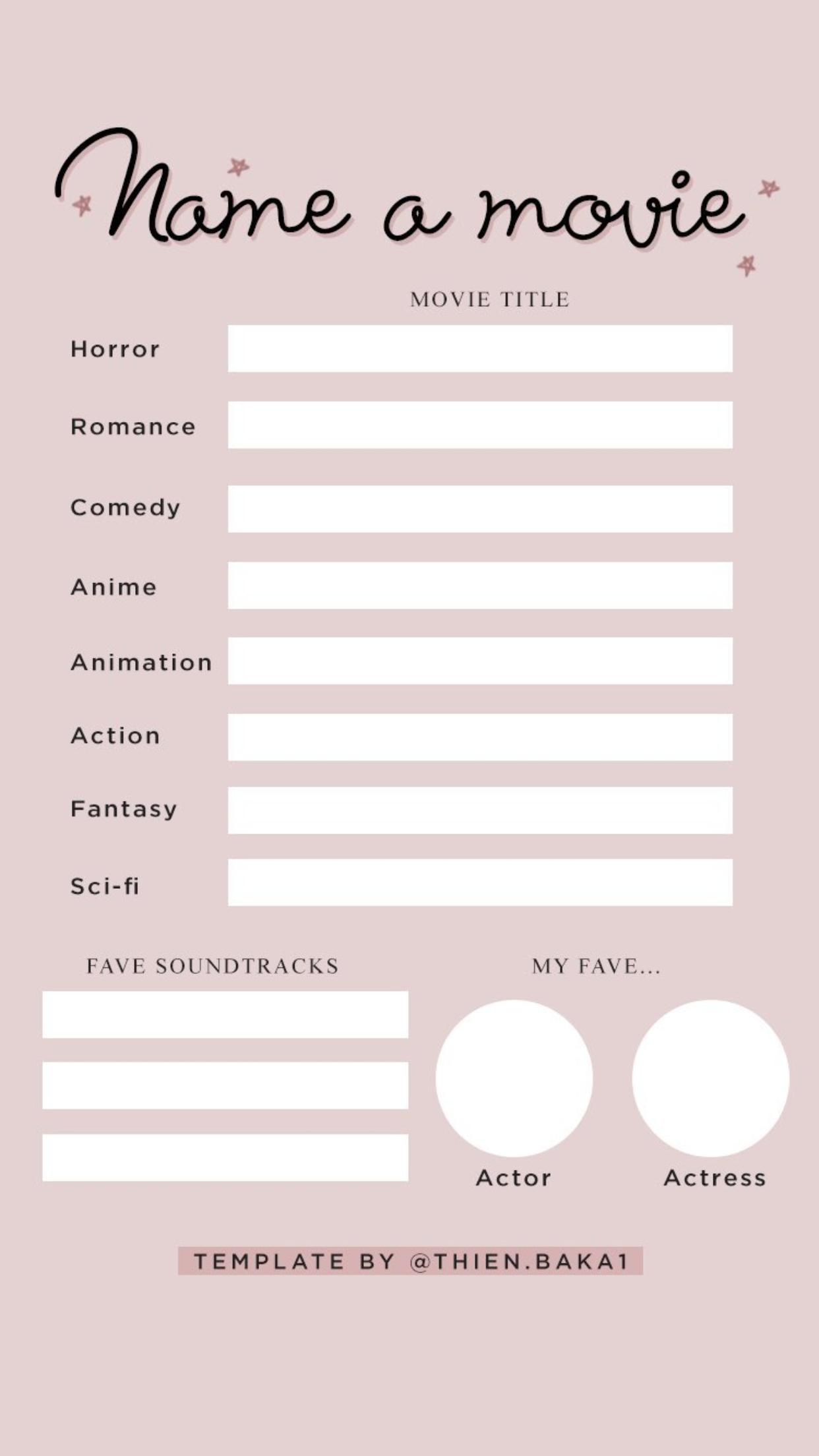 Pin By Shannon Elizabeth On Photography Inspiration Instagram Story Template Romance Comedy Movie Soundtracks