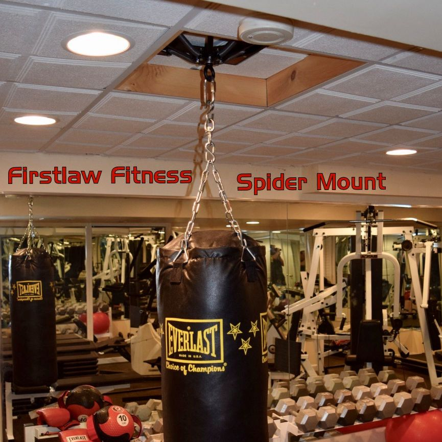 This is a great way to install your firstlaw fitness