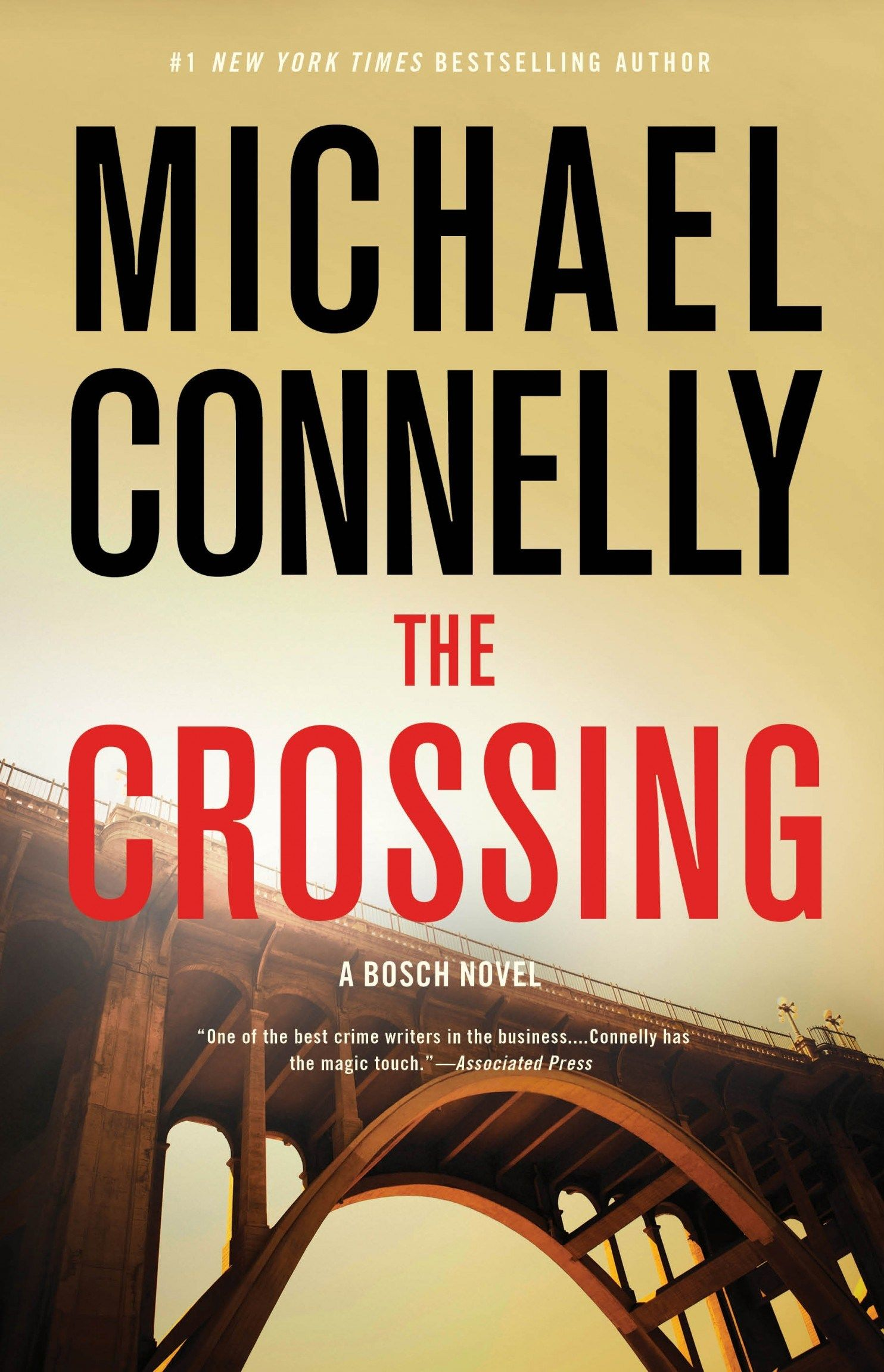 Michael connelly the crossing awordfromjojo mystery